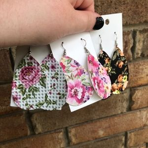Handmade earring bundle #10